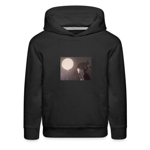 Moon Bright - Kids' Premium Hoodie