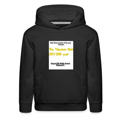 ulmer club - Kids' Premium Hoodie
