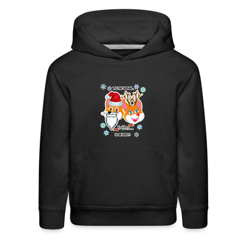 'Tis the Season - Kids' Premium Hoodie