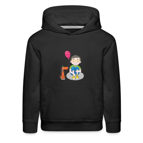 I Can Do It - Kids' Premium Hoodie