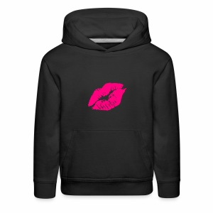 Kiss - High quality Trending Statement Shirt - Kids' Premium Hoodie