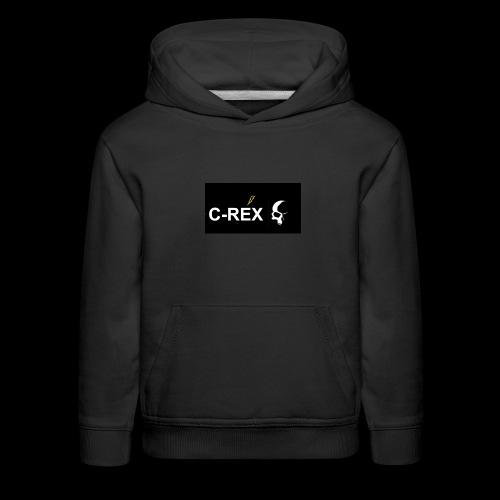 C-REX - Kids' Premium Hoodie