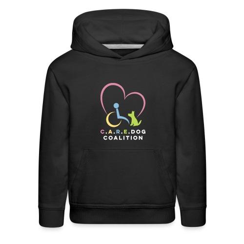 Simple CDC Logo - Kids' Premium Hoodie