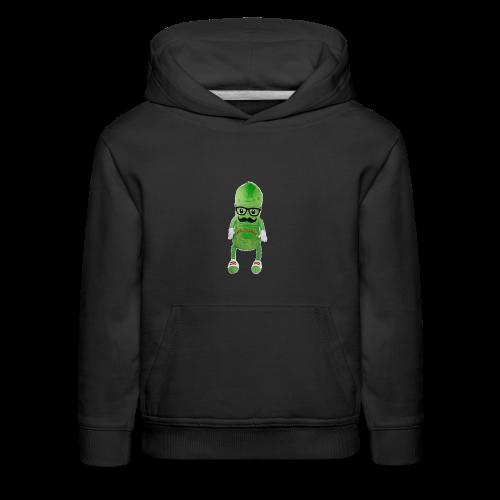 Mr. Pickle - Kids' Premium Hoodie