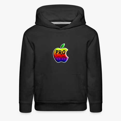 LIMITED EDDITION Apple Pro 65 Merchendise! - Kids' Premium Hoodie