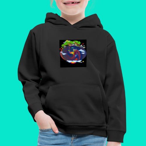 Wonderful World - Kids' Premium Hoodie