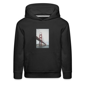 Golden Gate Bridge - Kids' Premium Hoodie