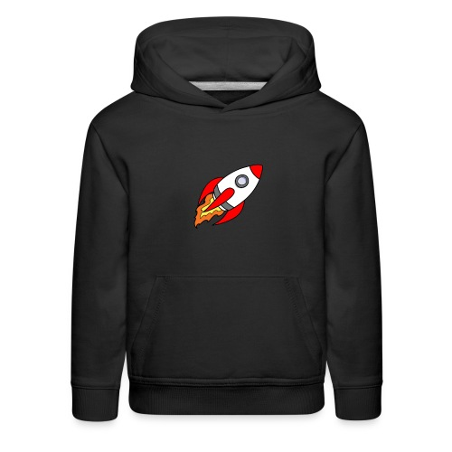 The Rocket - Kids' Premium Hoodie