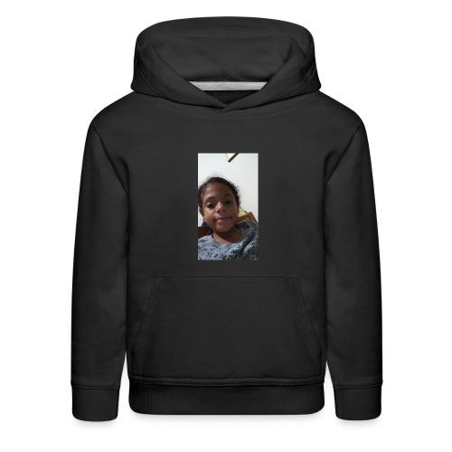 IMG 20180818 WA0027 - Kids' Premium Hoodie