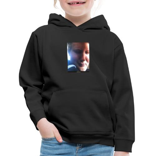 Smug Face - Kids' Premium Hoodie