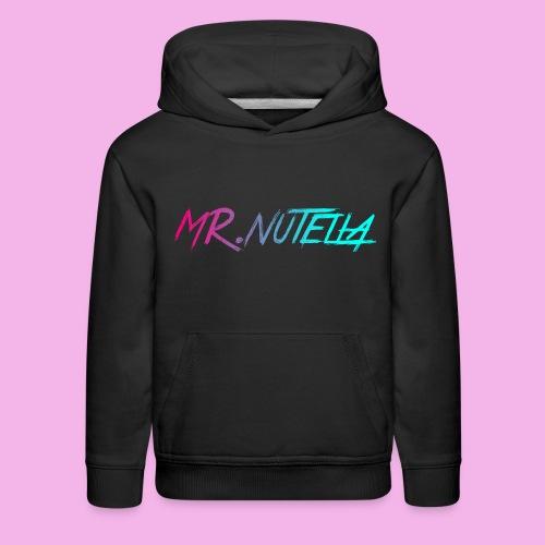 MR.nutella merch - Kids' Premium Hoodie