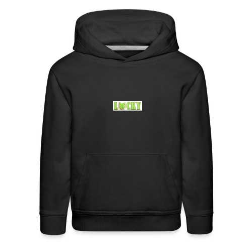 lucky - Kids' Premium Hoodie