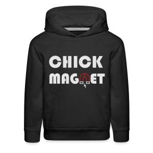 CHICK MAGNET - Kids' Premium Hoodie