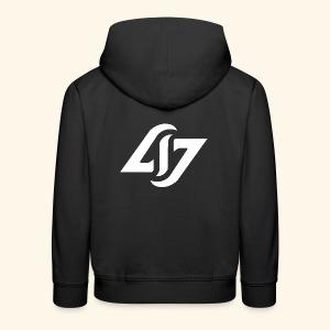 AJM Logo - Kids' Premium Hoodie