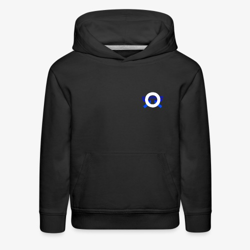 AggeTwitch Logo Small - Kids' Premium Hoodie
