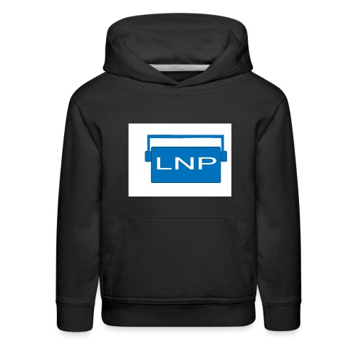 Leaf Nation Podcast - Kids' Premium Hoodie