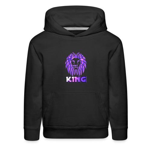 KING - Kids' Premium Hoodie
