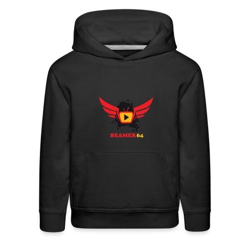 Beamer64 support Logo - Kids' Premium Hoodie