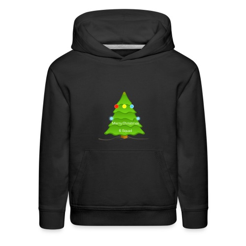 Merry Christmas merchandise (6 Squad) (limited) - Kids' Premium Hoodie