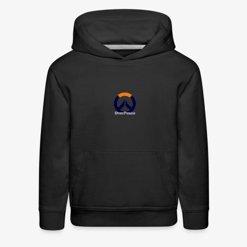 OverPeace - Kids' Premium Hoodie