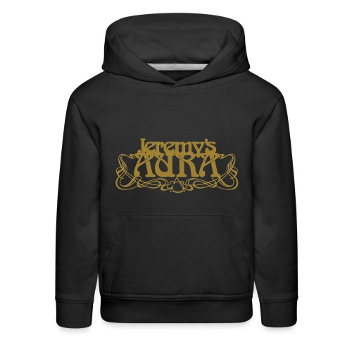 Jeremy's Art Nouveau Logo - Kids' Premium Hoodie