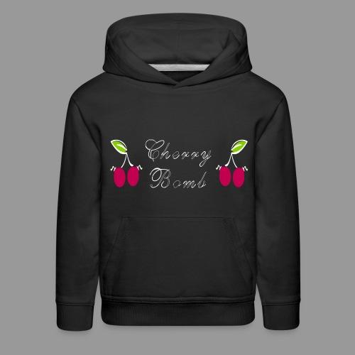 Cherry Bomb - Kids' Premium Hoodie
