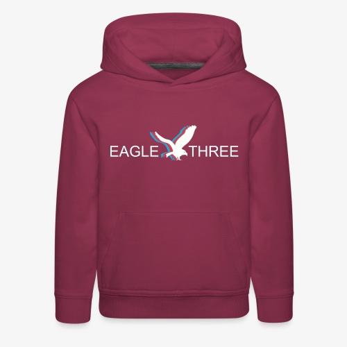 EAGLE THREE APPAREL - Kids' Premium Hoodie