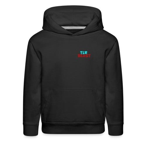 TLRBEASt png - Kids' Premium Hoodie