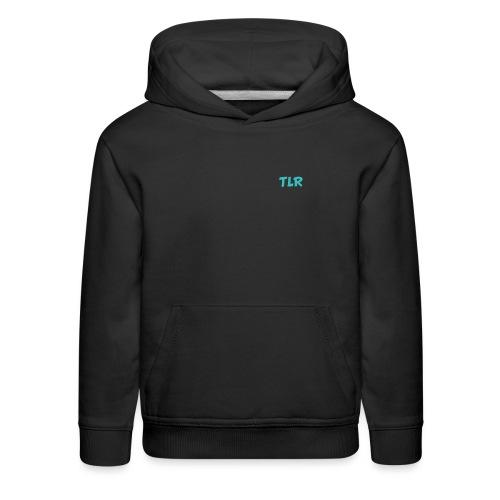 TLRQ png - Kids' Premium Hoodie