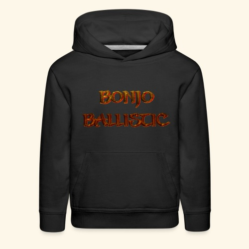 BonjoBallistic - Kids' Premium Hoodie