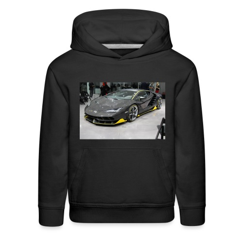Lamborghini Centenario front three quarter e146585 - Kids' Premium Hoodie