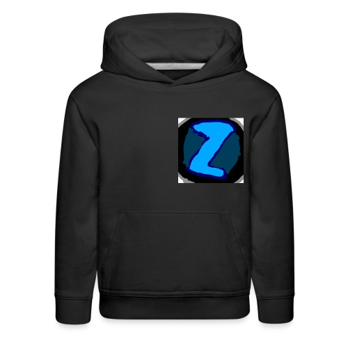 logo vol 2 - Kids' Premium Hoodie