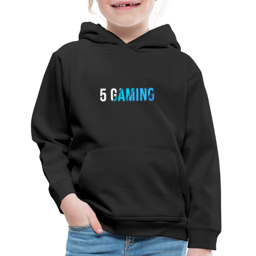 5 Gaming Blue - Kids' Premium Hoodie