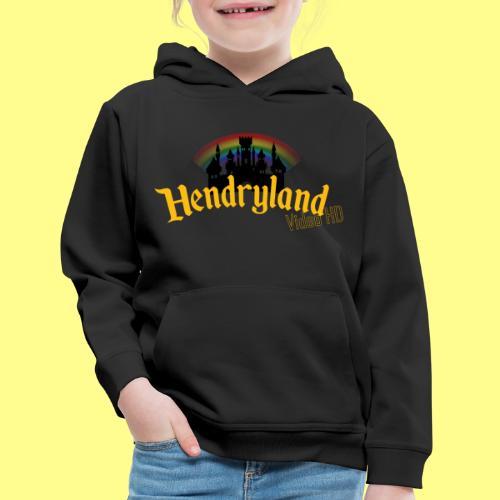 HENDRYLAND logo Merch - Kids' Premium Hoodie