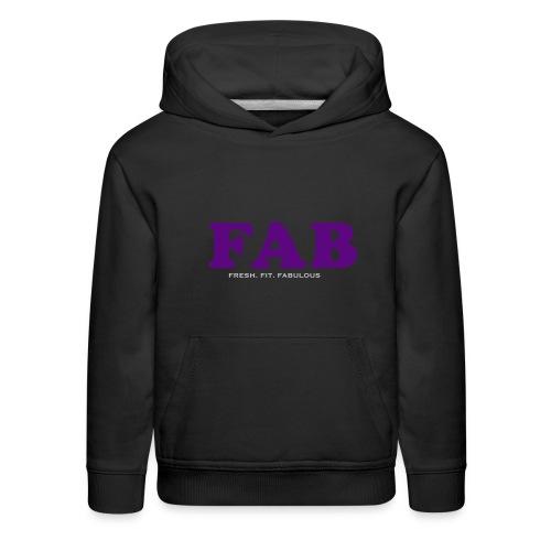 FAB Tank - Kids' Premium Hoodie