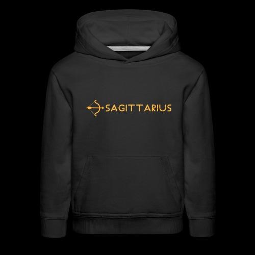 Sagittarius - Kids' Premium Hoodie