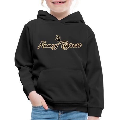 Nancy Tigress Gold - Kids' Premium Hoodie