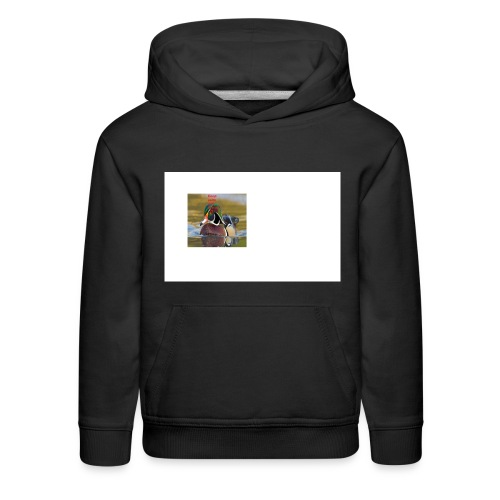 duck_life - Kids' Premium Hoodie