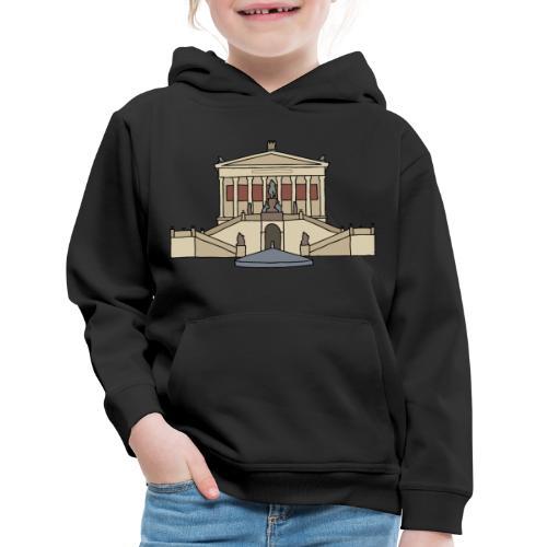 National Gallery BERLIN - Kids' Premium Hoodie