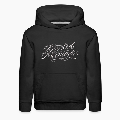 Boosted Right - Kids' Premium Hoodie