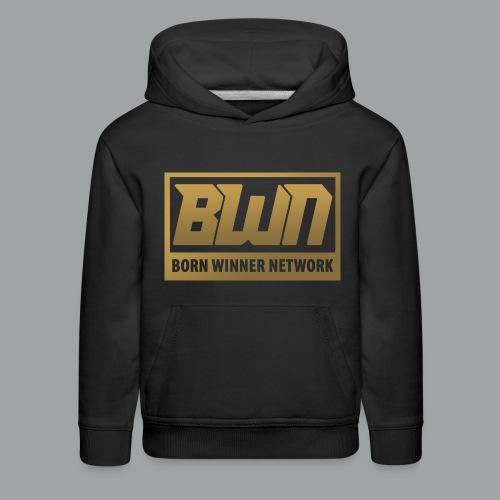 BWN (Gold) - Kids' Premium Hoodie