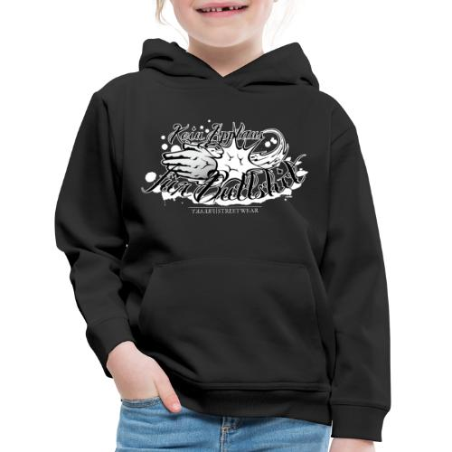 No applause for Bullshit - Kids' Premium Hoodie