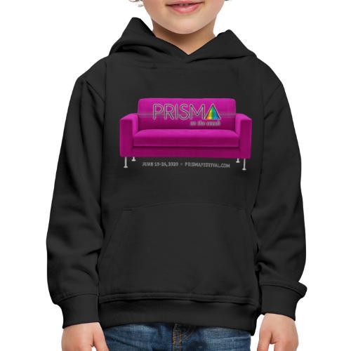 Pink Couch - Kids' Premium Hoodie