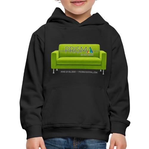 Green Couch - Kids' Premium Hoodie