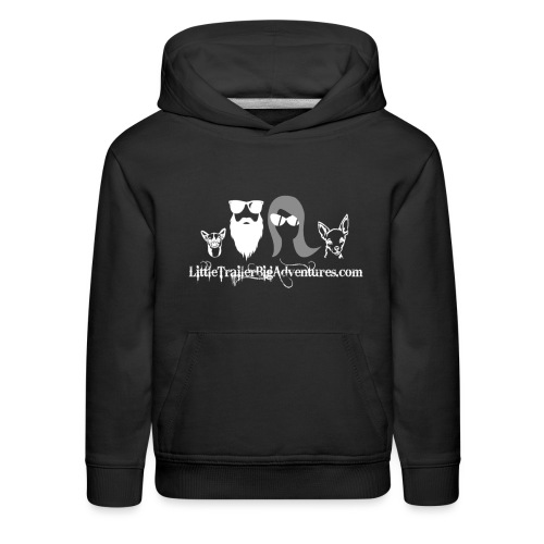 LTBA Head Shots - Kids' Premium Hoodie