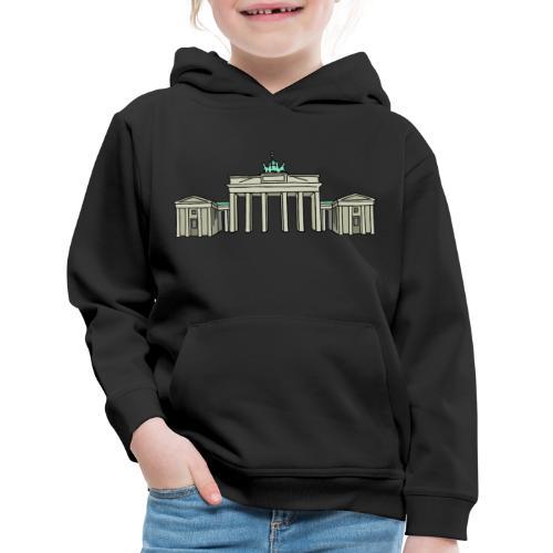 Brandenburg Gate Berlin - Kids' Premium Hoodie