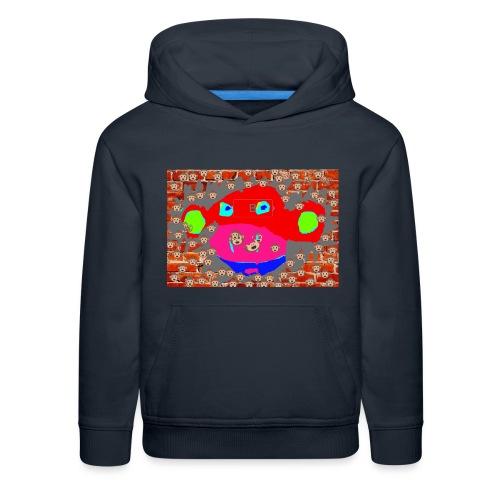 monkey by brax - Kids' Premium Hoodie