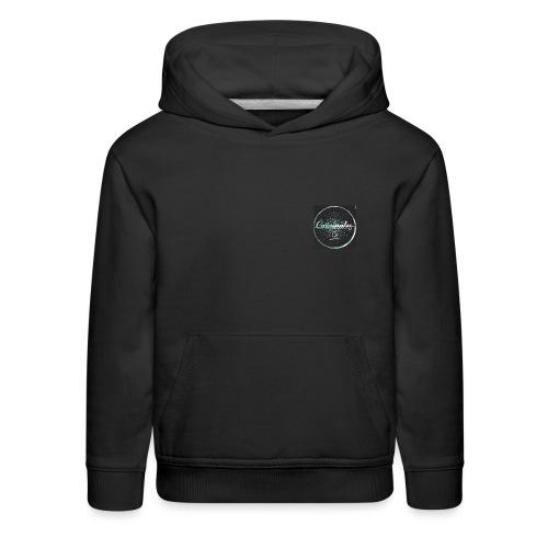 Originales Co. Blurred - Kids' Premium Hoodie