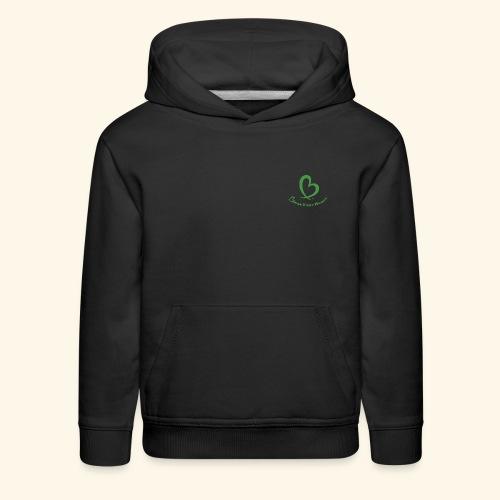 Bless Your Heart® Green - Kids' Premium Hoodie