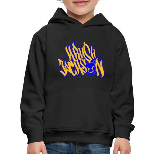 Krush Jackson - Kids' Premium Hoodie